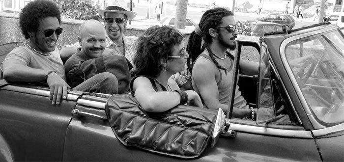 "Fotograma de la película hispano-cubana ""Habana Blues"""
